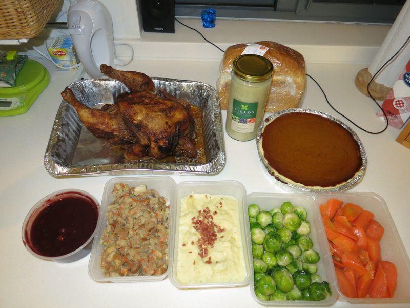 ThanksgivingChickenDinner